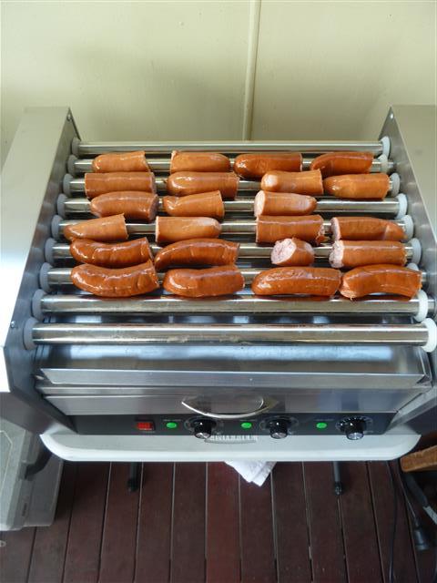 Hot Dog Machine Hire Brisbane