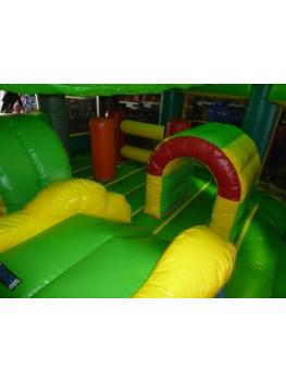 T Rex Jungle Jump Amp Slide 187 Brisbane Jumping Castle
