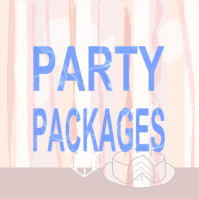 PARTY PACKAGES HEADER 2